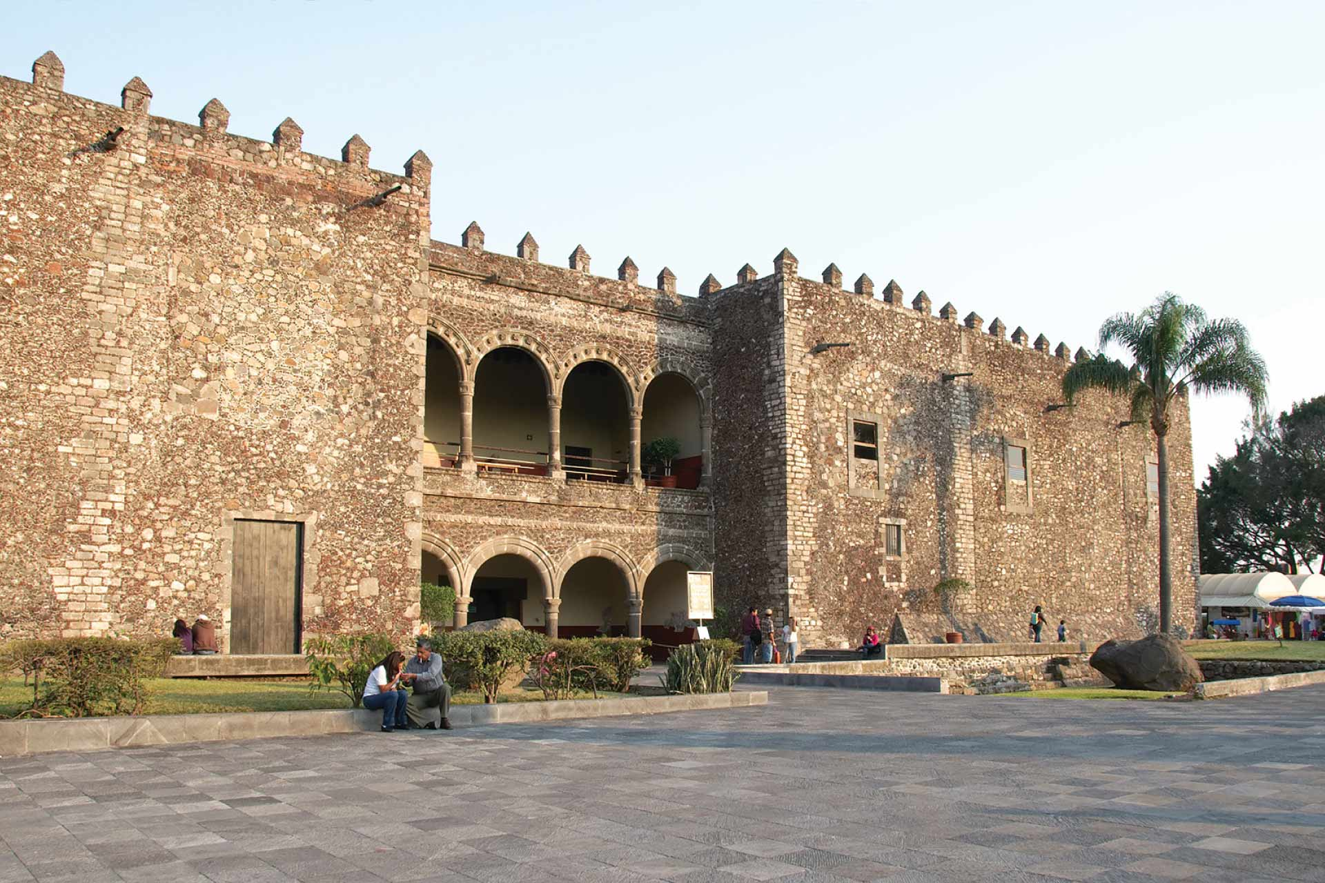 Palace of Cortés
