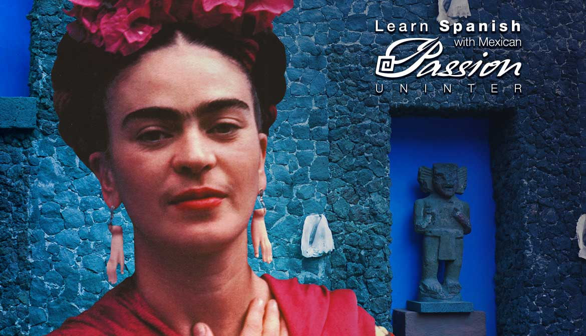 FRIDA KAHLO, THE BLUE HOUSE: PRIVATE UNIVERSE
