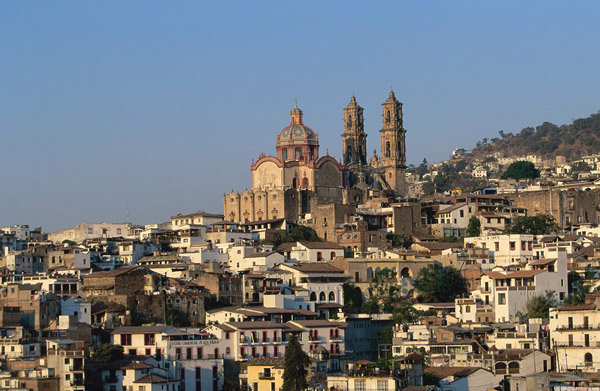 Taxco excursion full week