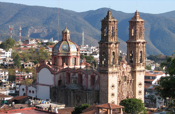 Taxco excursion full weekend
