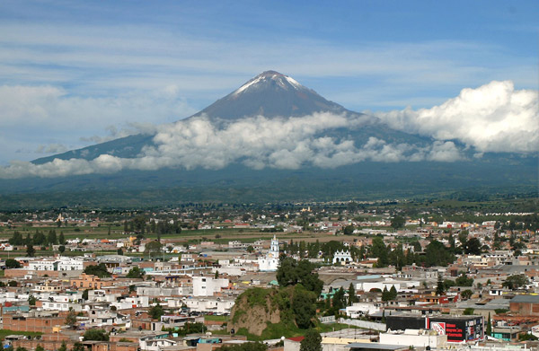 Puebla and Cholula full weekend